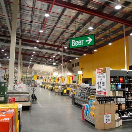 Lumalex LED lighting retail