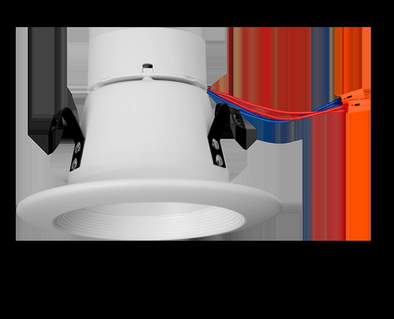 RB4 4inch Ballast compatible downlight Lumalex