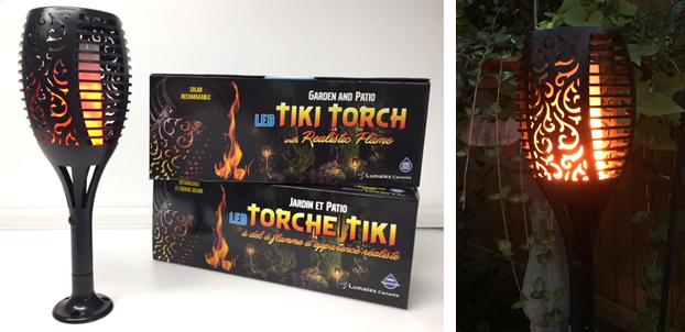 Lumalex Tiki Torch